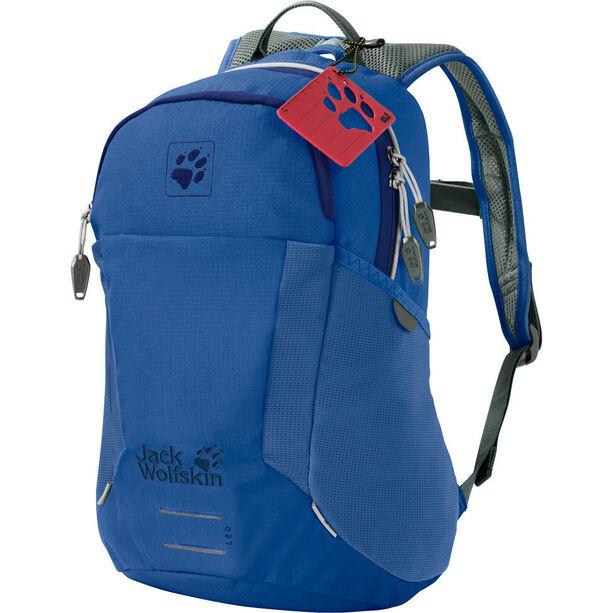 Jack Wolfskin Moab Jam Backpack Kinder coastal blue