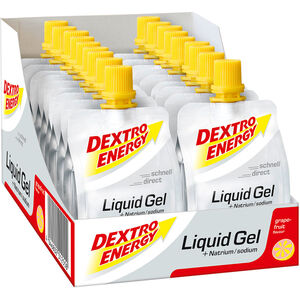 Dextro Energy Liquid Gel Box 18x60ml Grapefruit with Natrium