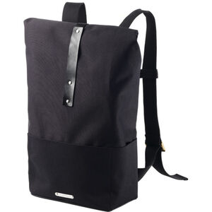 Brooks Hackney Rucksack black black