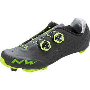 Northwave Rebel 2 Schuhe Herren black/green black/green