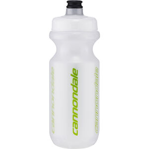 Cannondale Logo Fade Bottle 570 ml clear/black clear/black