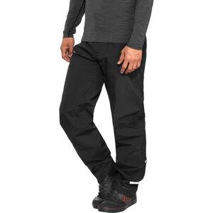 VAUDE Yaras III Rain Pants Herren black black