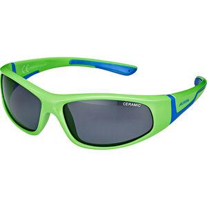 Alpina Flexxy Glasses Junior neon green-blue bei fahrrad.de Online