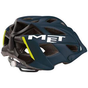 MET Terra Helm matt petrol blue/black