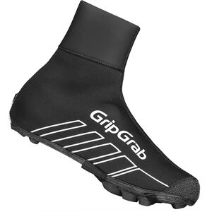 GripGrab RaceThermo X Waterproof Winter MTB/CX Shoe Cover black black