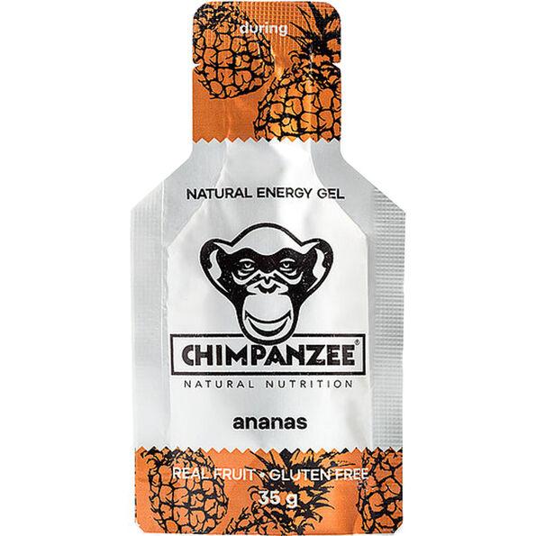 Chimpanzee Energy Gel Box Ananas (Vegan) 25 x 35g