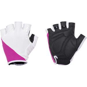 Roeckl Bologna Handschuhe weiß/pink weiß/pink