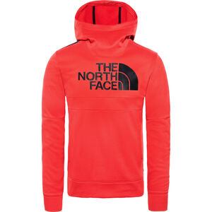 The North Face Train N Logo Pullover Herren tnf red tnf red