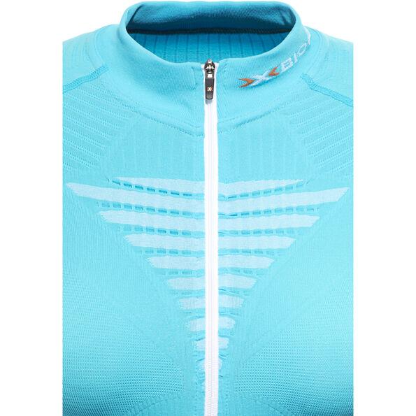 X-Bionic Effektor Power Biking Shirt SS Full-Zip Damen
