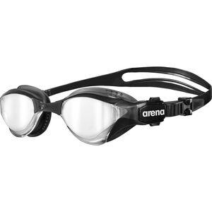 arena Cobra Tri Mirror Goggles silver-black-black silver-black-black