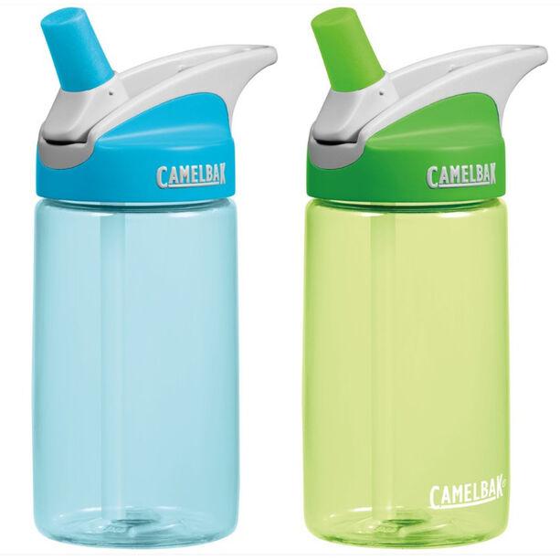 CamelBak Eddy Bottle 400ml 2-Pack Kinder blue/grass blue/grass
