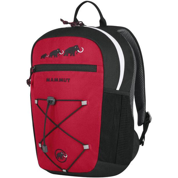 Mammut First Zip Daypack 16L Kinder black-inferno
