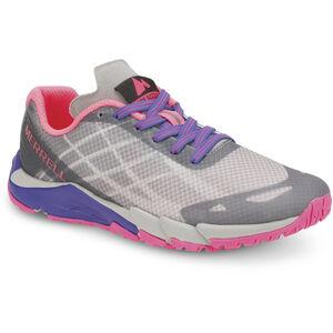 Merrell M-Bare Access Shoes Kinder grey/multi grey/multi