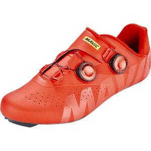Mavic Cosmic Pro Shoes fiery red/fiery red/black fiery red/fiery red/black