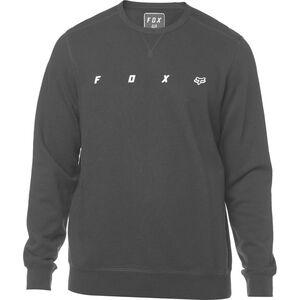 Fox Maxis Crew Fleece Pullover Herren black black