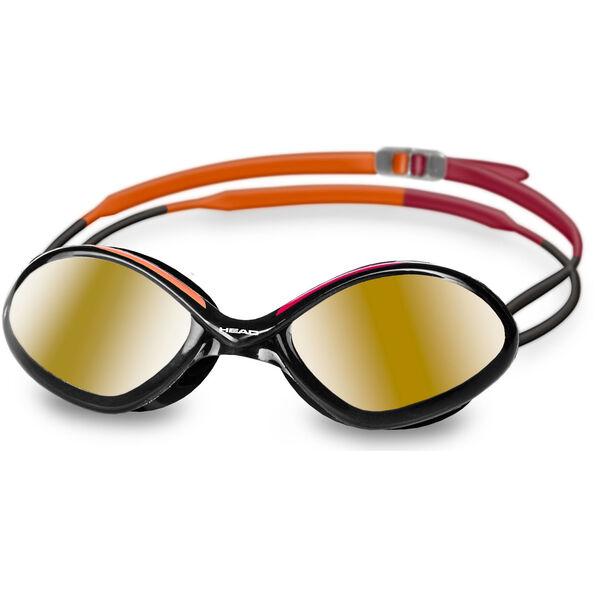 Head ÖTILLÖ Tiger Mid Race Mirrored Goggle