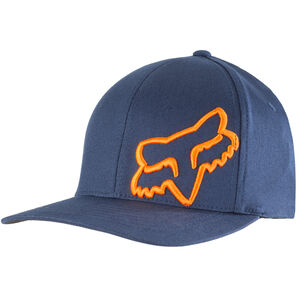 Fox Flex 45 Flexfit Hat Men navy/orange bei fahrrad.de Online