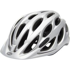 Bell Tracker Helmet mat silver bei fahrrad.de Online