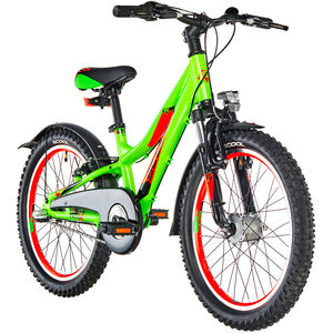s'cool troX urban 20 3-S alloy neon green