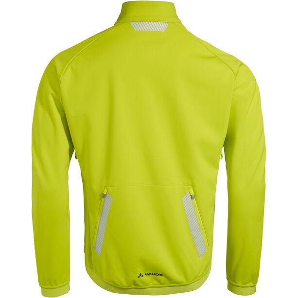 VAUDE Luminum II Softshell Jacke Herren bright green