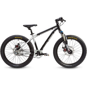 "Early Rider Hellion Trail HT 20"" Kinderrad brushed aluminum/black"