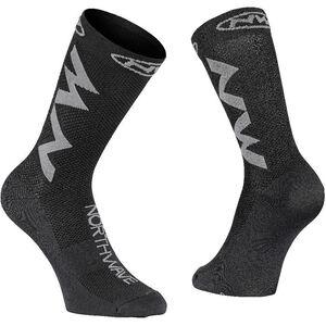 Northwave Extreme Air Socks black/grey black/grey