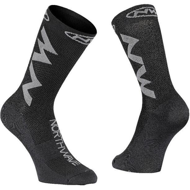Northwave Extreme Air Socks black/grey