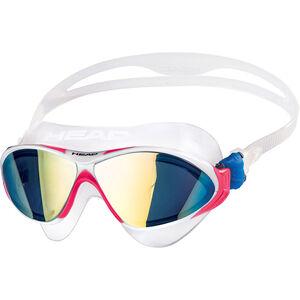 Head Horizon Mirrored Brille clear/white/magenta/blue clear/white/magenta/blue
