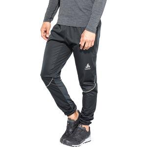Odlo Zeroweight Windproof Warm Pants Herren black black