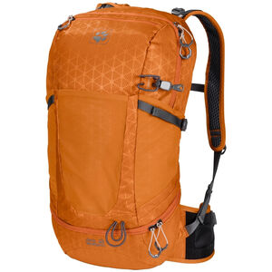Jack Wolfskin Kingston 22 Pack orange grid orange grid