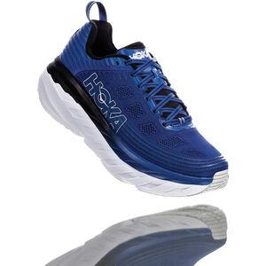 Hoka One One Bondi 6 Running Shoes Herren galaxy blue/anthracite galaxy blue/anthracite