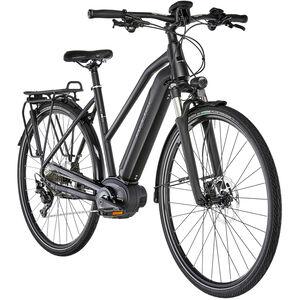 Ortler Bozen Premium Powertube Damen Trapez black matt bei fahrrad.de Online