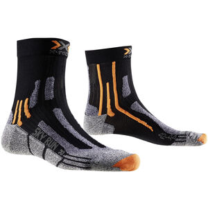 X-Socks Marathon Energy Socks Men Black/Orange