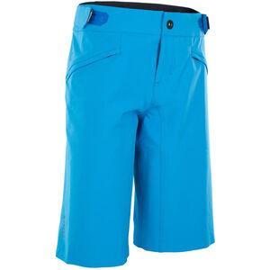 ION Scrub AMP Fahrradshorts Damen inside blue inside blue