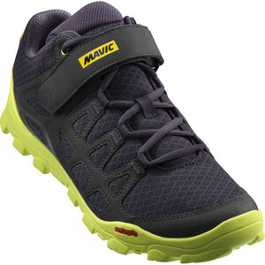 Mavic Crossride Shoes Men Pirate/Black/Pirate Black/Safety Yellow