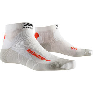 X-Socks Run Discovery Socks Herren arctic white/dolomite grey arctic white/dolomite grey