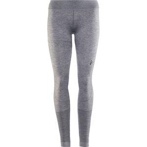 Craft Fuseknit Comfort Pants Women dk grey melange