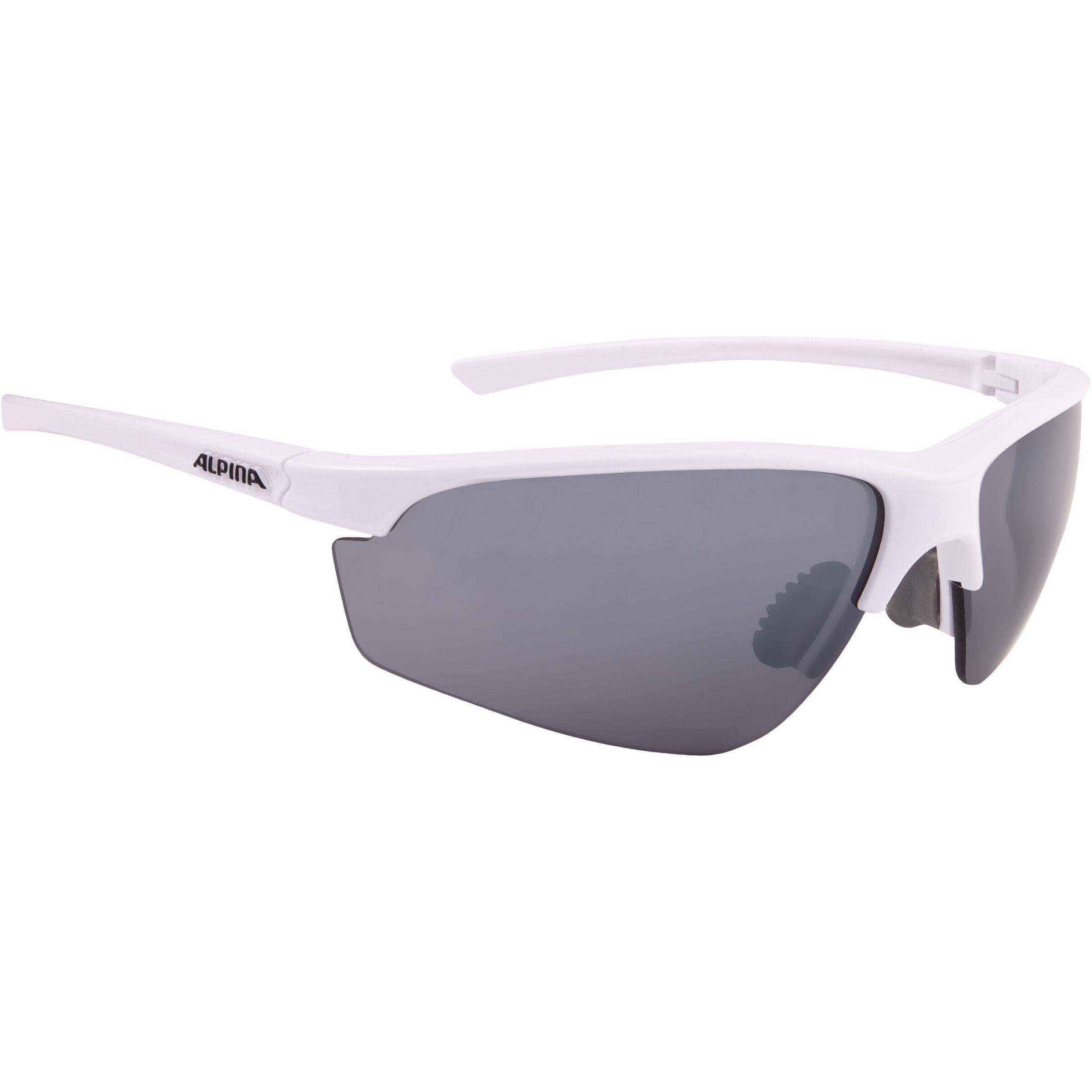 2er Pack X-CRUZE® XC011 Locs Fahrradbrille Sonnenbrille Brille Männer Frauen rot