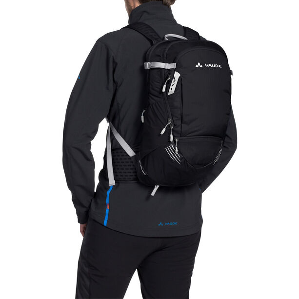 VAUDE Hyper 14+3 Backpack black/dove