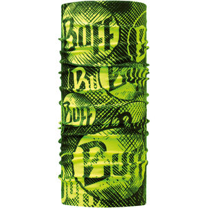 Buff Original Neck Tube Log Us Yellow Fluor bei fahrrad.de Online