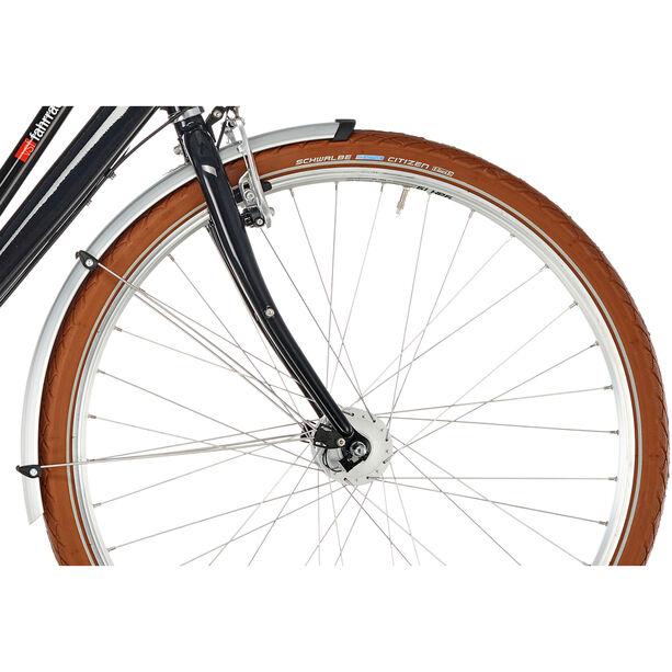 vsf fahrradmanufaktur S-80 Wave Nexus 8-Gang RT V-Brake ebony