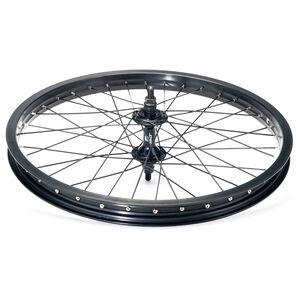 Salt Rookie 20 Vorderrad Vorderrad 10 mm schwarz schwarz