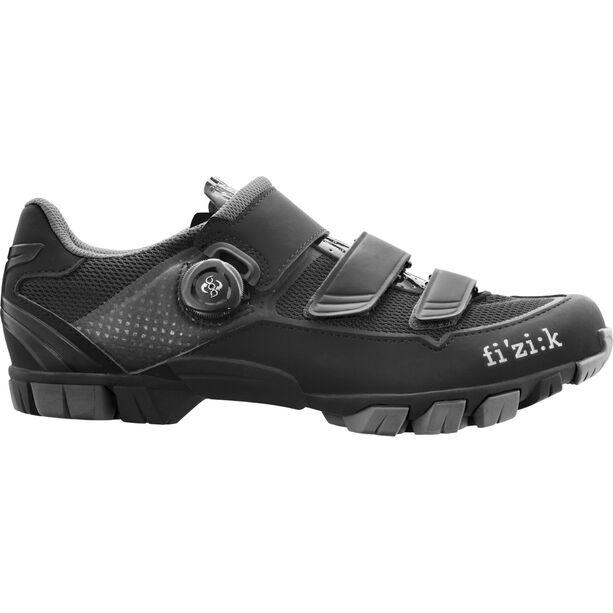 Fizik M6B MTB Schuhe schwarz/schwarz