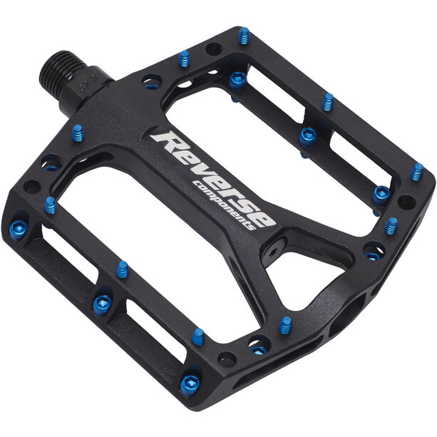 Reverse Black One Pedals schwarz/dunkelblau