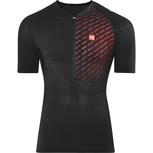 Compressport Trail Running Postural Short Sleeve Top Men Black bei fahrrad.de Online