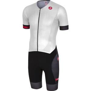 Castelli Free Sanremo SS Suit Men white/black bei fahrrad.de Online