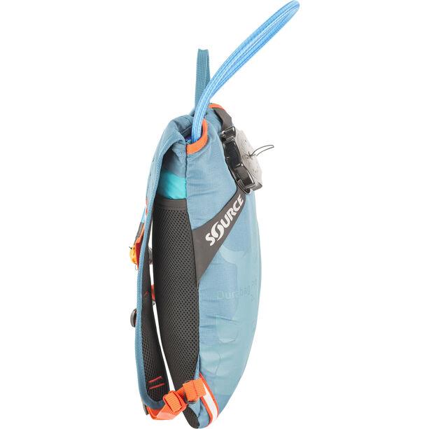 SOURCE Durabag Pro Trinkrucksack 2l coral blue