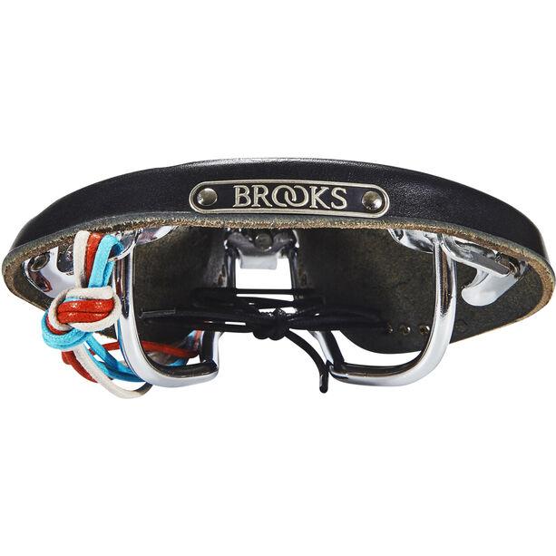 Brooks B17 S Imperial Sattel Damen schwarz