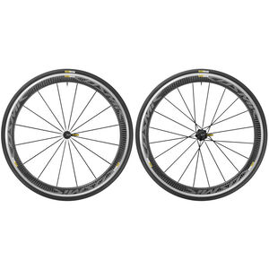 Mavic Cosmic Pro Carbon 17 Laufradsatz Shimano 25 schwarz schwarz
