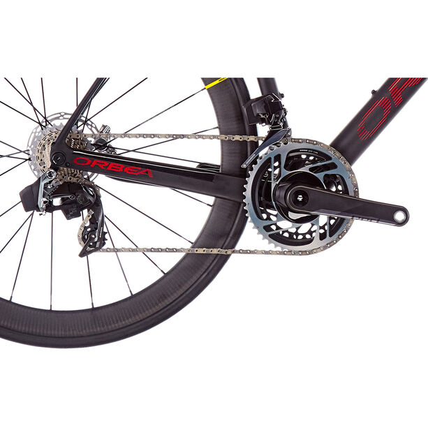 ORBEA Orca M11iLTD-D black/red